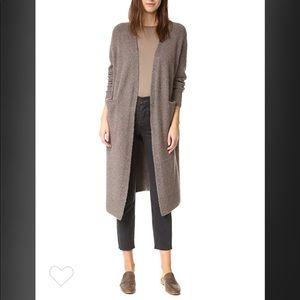 Madewell Long and Lean Cardigan
